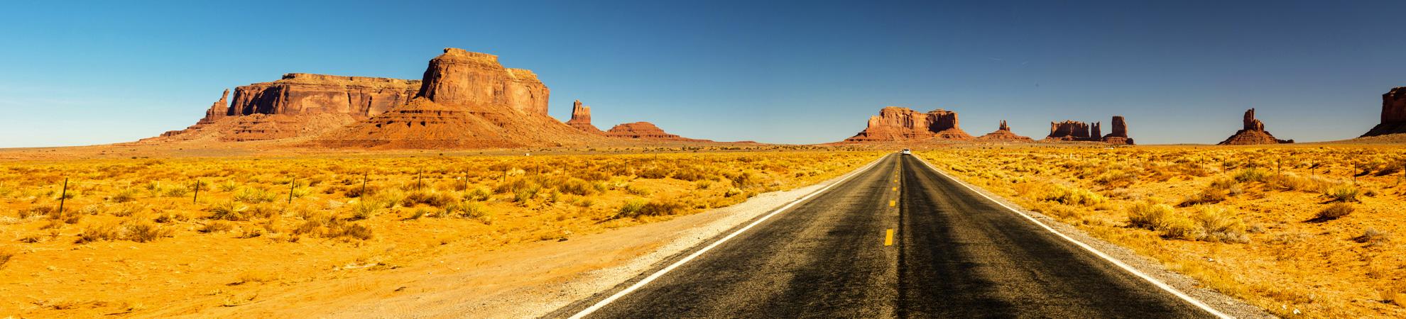 Autotour Ouest Americain