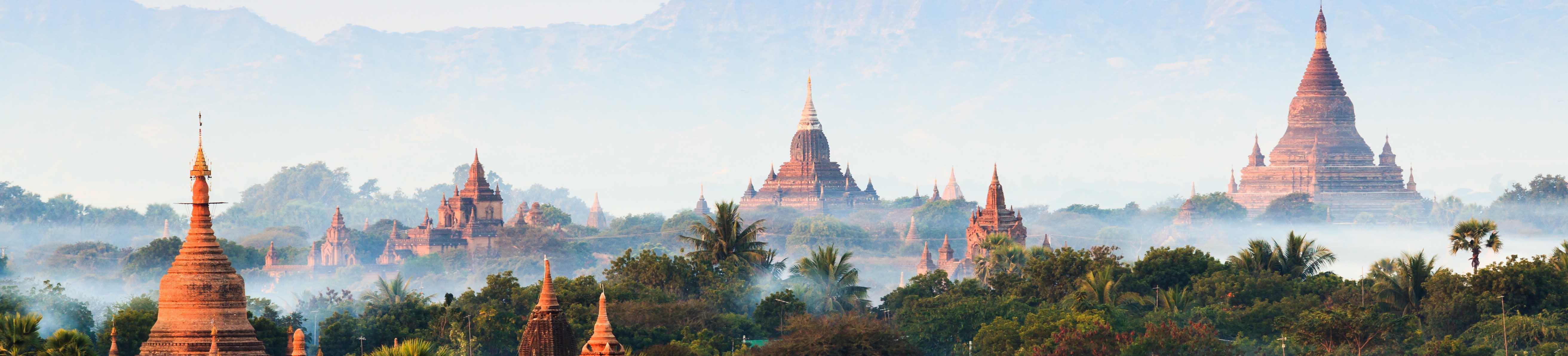 Birmanie tourisme