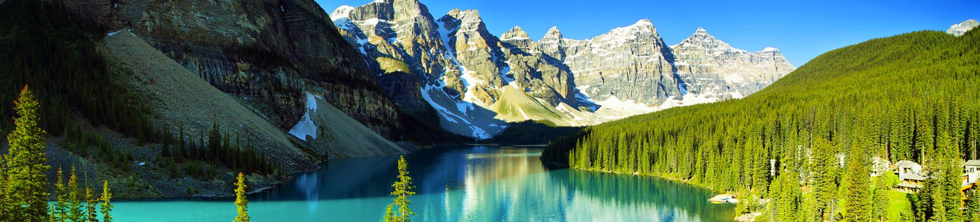 Voyage organisé au Canada
