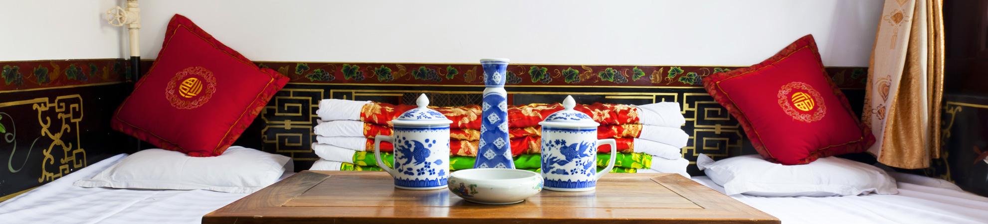 Hotels en Chine de Shanghai à Pékin, les meilleurs hébergements
