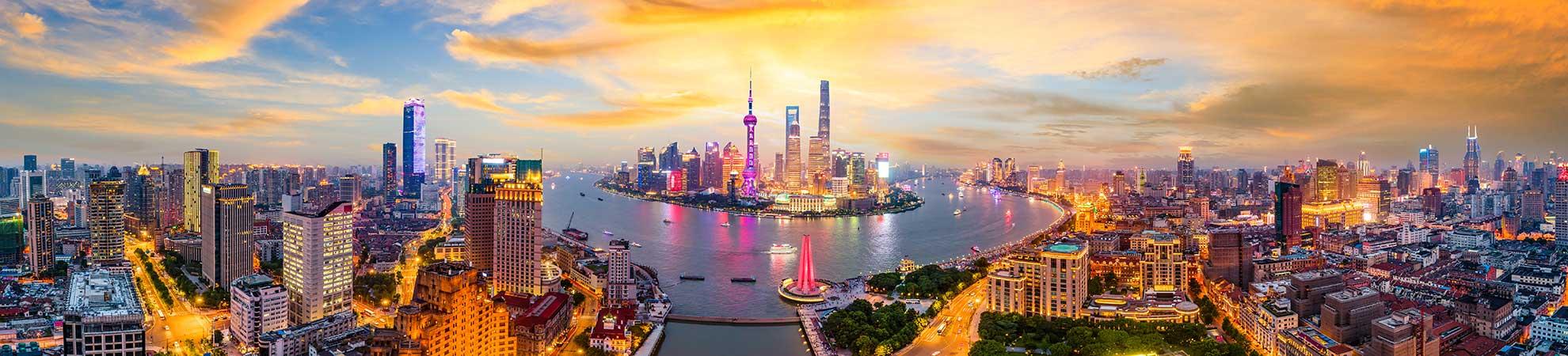 Le climat de Chine de Pékin à Canton