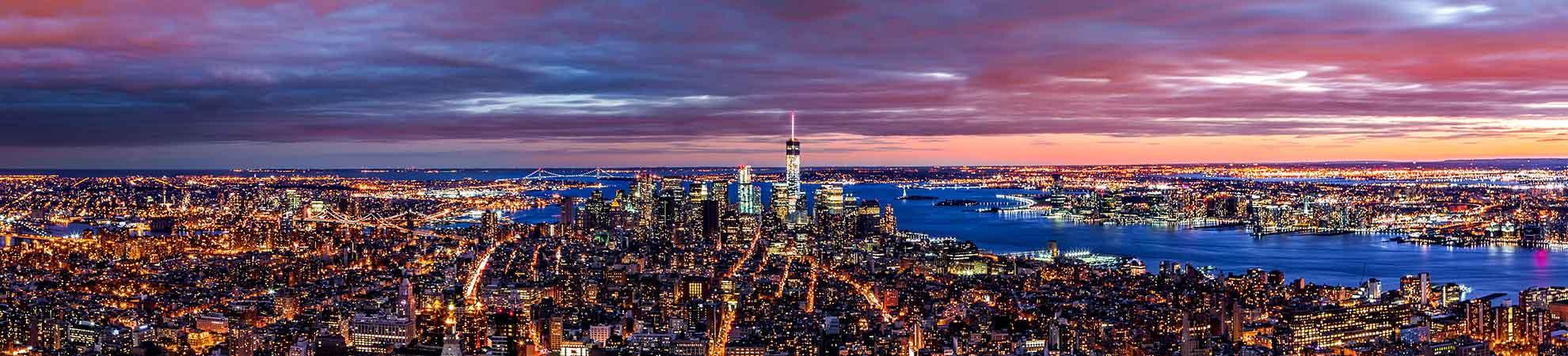 Partir à New York