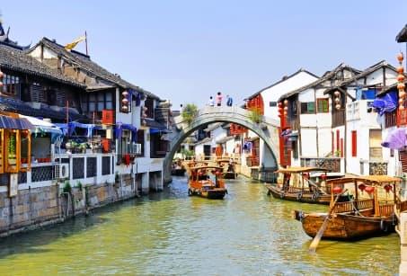 Escapade à Shanghai et ses villes d'eau