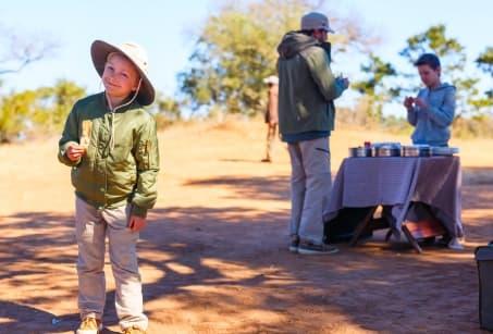 L'Afrique du Sud & Safari en famille