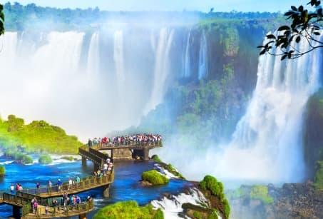 Splendeurs naturelles du Brésil