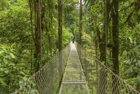 Echappée sportive au Costa Rica