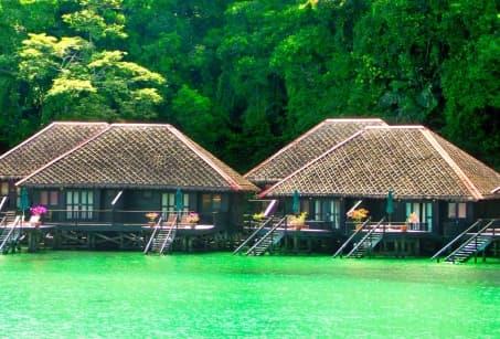 A la découverte de Bornéo