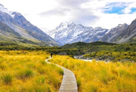 Un rêve en Nouvelle Zélande