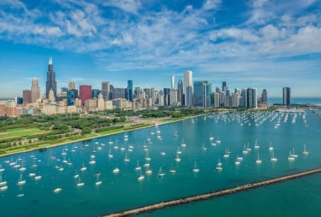 New York et Chicago Passionnément