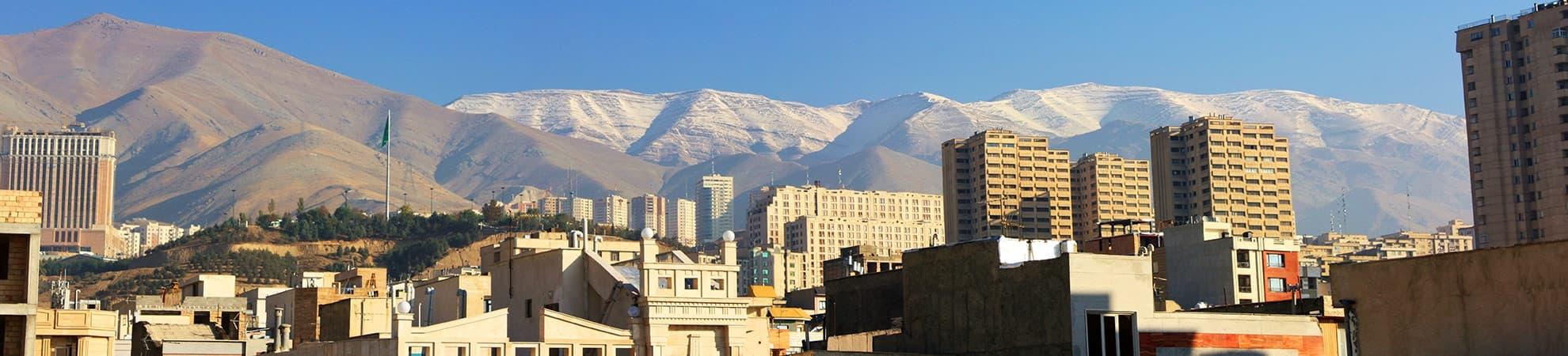 Voyage Téhéran