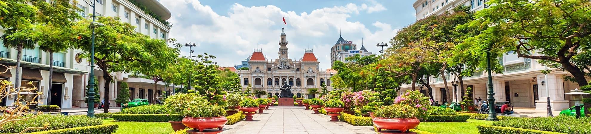Voyage Le sud du Vietnam