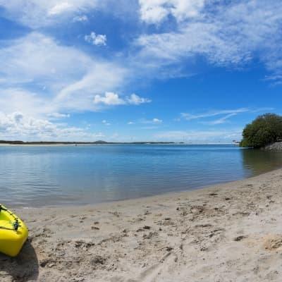 Journée de rêve en kayak
