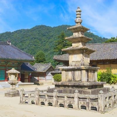 Au rythme des moines du temple Haeinsa