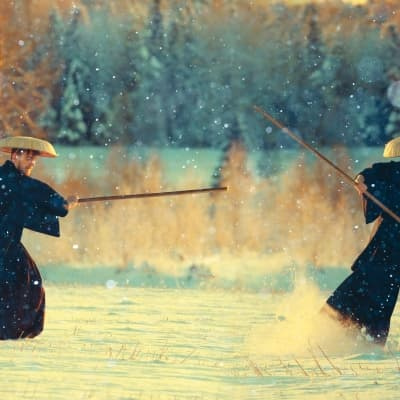 Spectacle de Kung Fu à Pékin