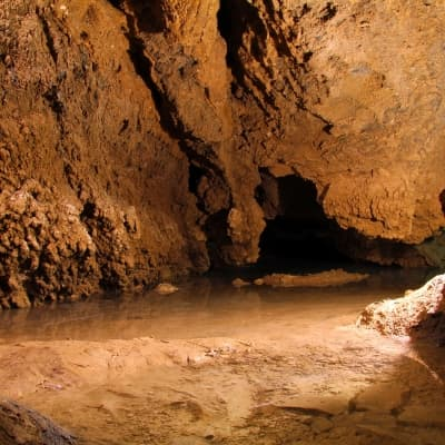 Nuit dans une grotte