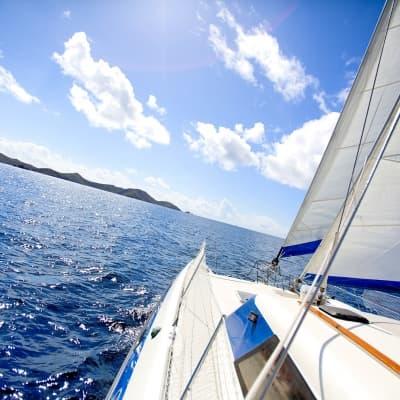 Croisière en catamaran avec déjeuner à bord