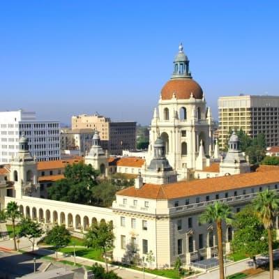 Découverte de Pasadena