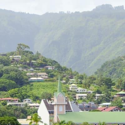 Visite de Papeete