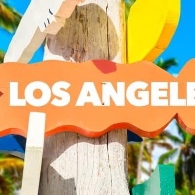 Accueil par notre guide francophone à Los Angeles