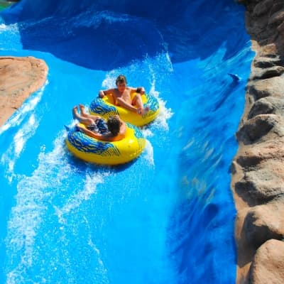 Parc aquatique de Knott's Soak city