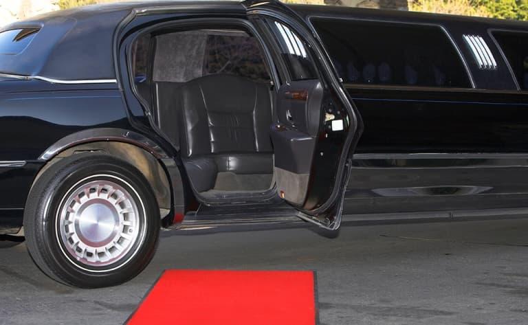 Tour du strip en limousine