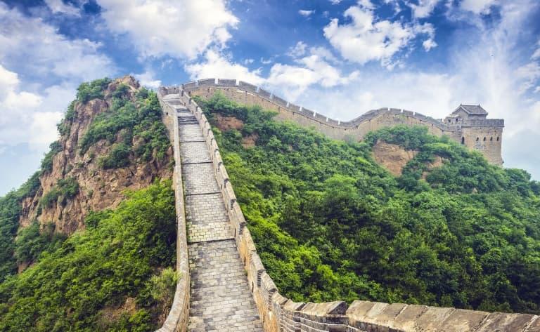 En  route pour la Grande Muraille, les Tombeaux des Ming