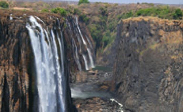 Promenade botanique à Epupa Falls