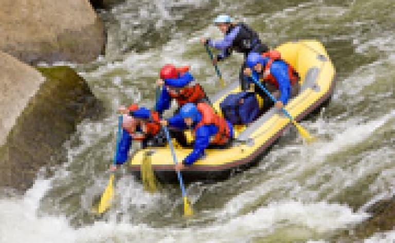 Rafting à Arequipa