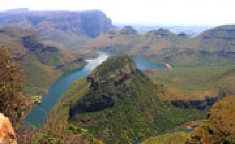 Exploration de Blyde River Canyon