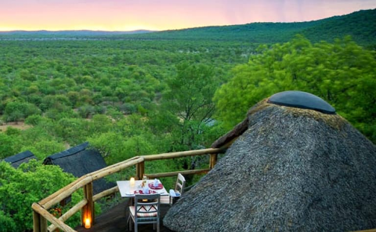 Hotel Ongava Private Game Reserve