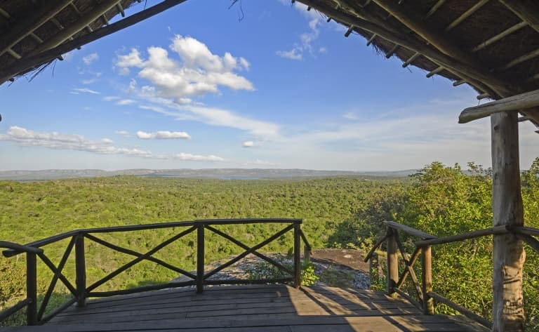 Hotel Tsavo West National Park