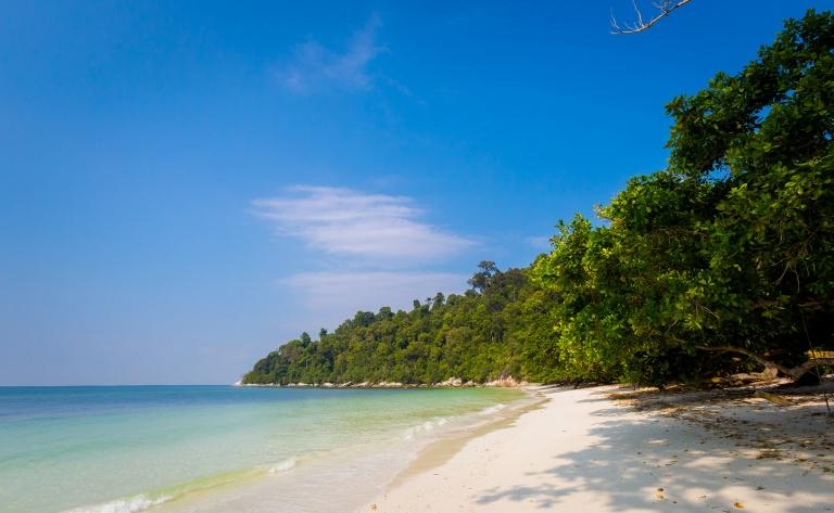 Plages paradisiaques de Pangkor