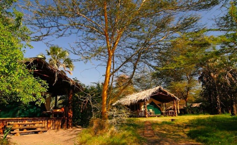 Hotel Lac Eyasi