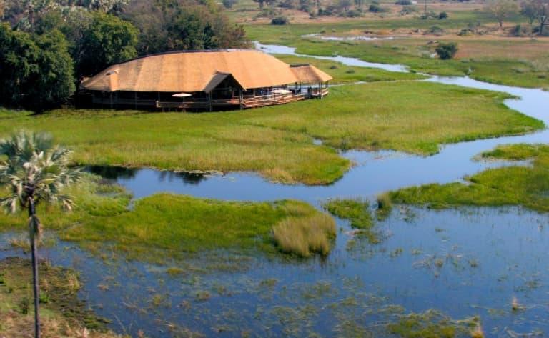 Hotel Delta de l'Okavango