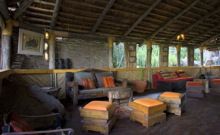 Hotel Gorges d'Olduvai