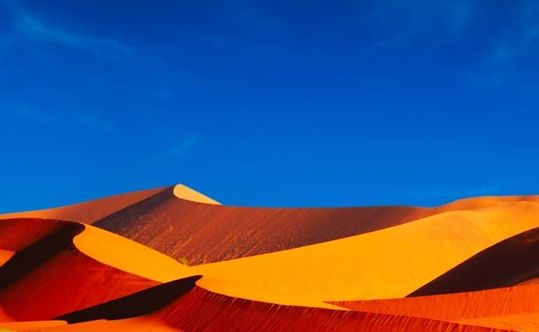 Immersion dans le Désert du Namib (239 km)