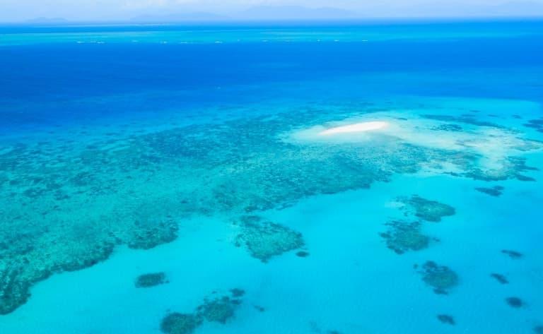 Croisière sur la Grande Barrière de Corail