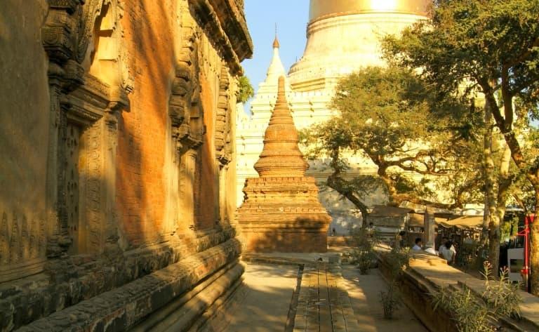 Les Monuments de Myinkaba