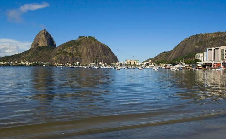 Croisière dans la baie de Guanabara