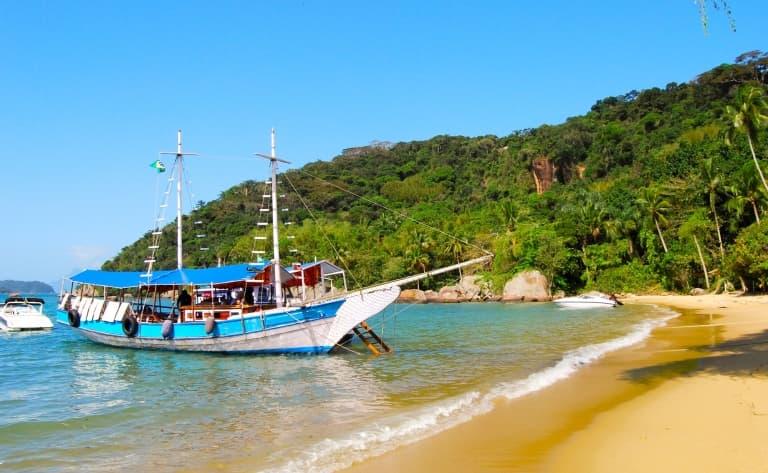 Une journée sur Ilha Grande