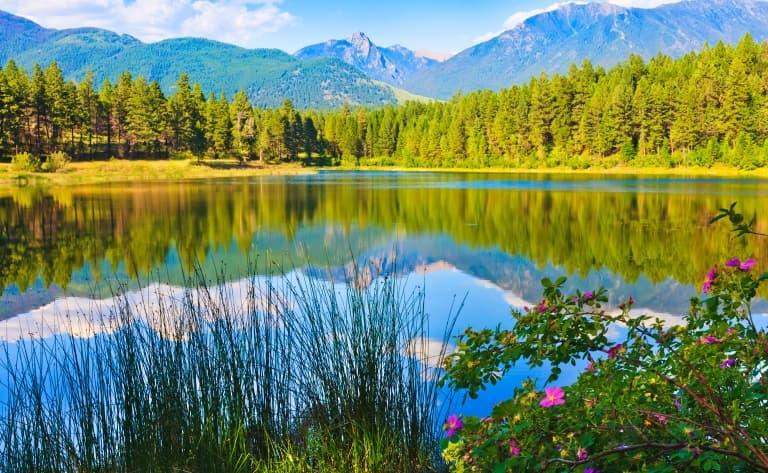 Les Montagnes Kootenay