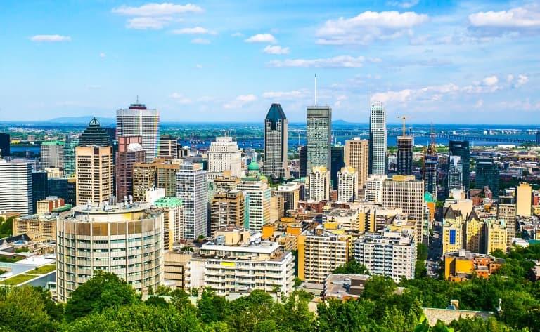 Montréal, une ville étonnante et dynamique