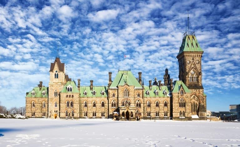 Flâneries à Ottawa !