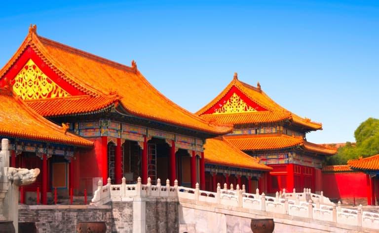 Le Temple des Lamas, Temple de Confucius, la Colline de Charbon, la rue de Liulichang