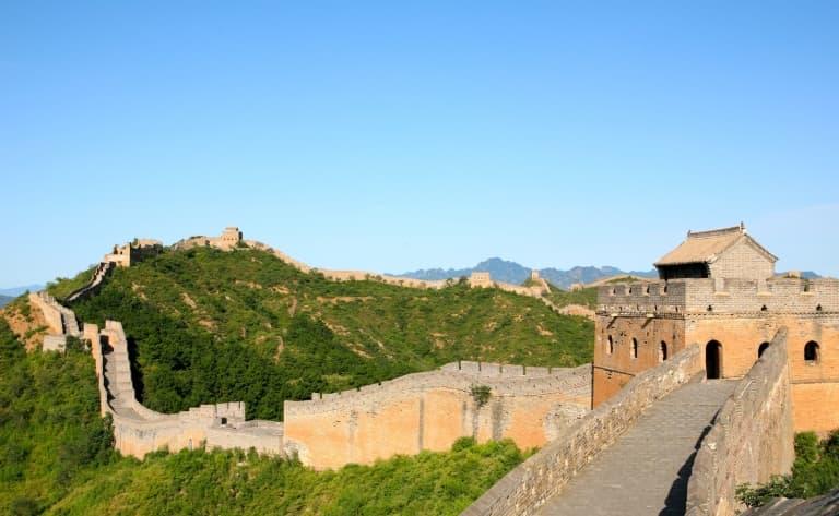Excursion sur la Grande Muraille et aux Tombeaux Ming