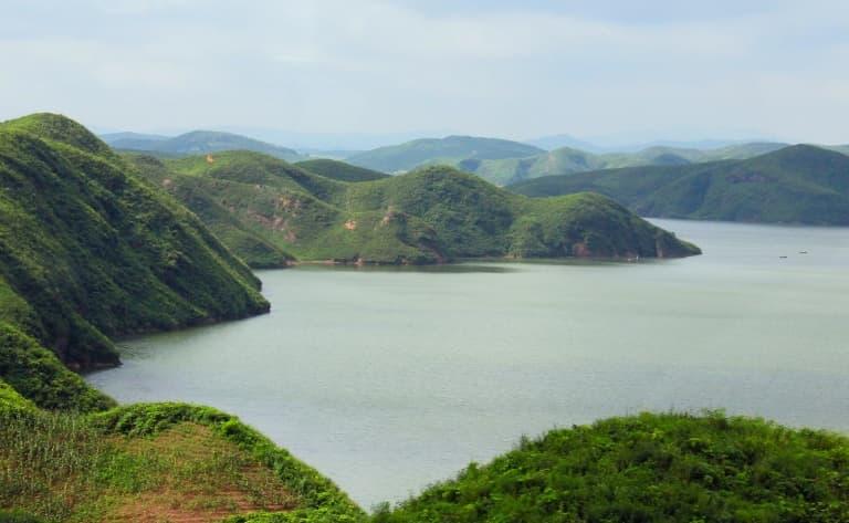 Kaesong et Nampo