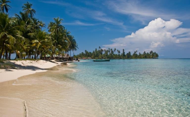Les atolls paradisiaques de San Blas !