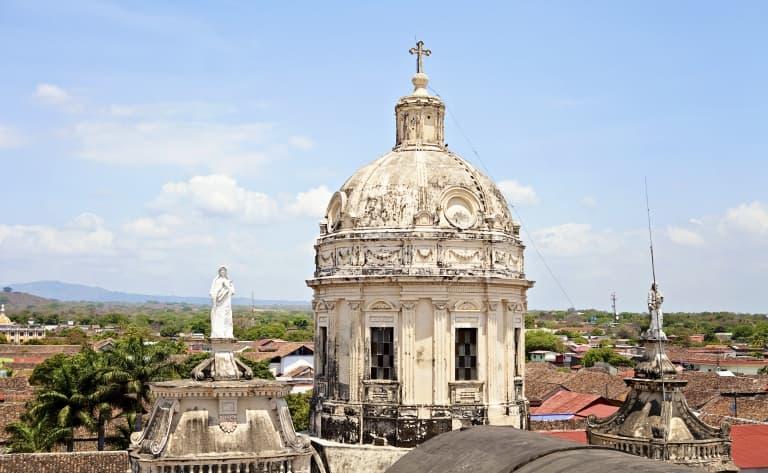 Départ pour le Nicaragua