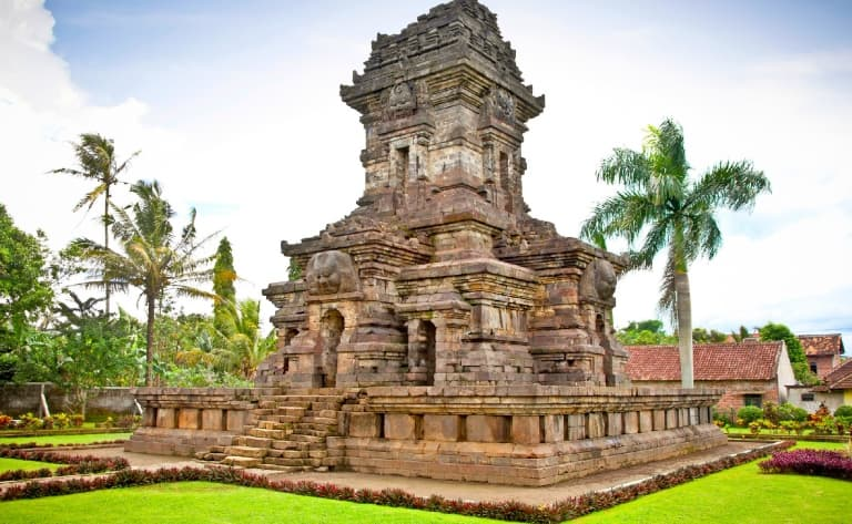 Temples Candi Singosari et Candi Jago