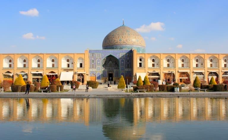 Ispahan, « le joyau de la Perse musulmane »